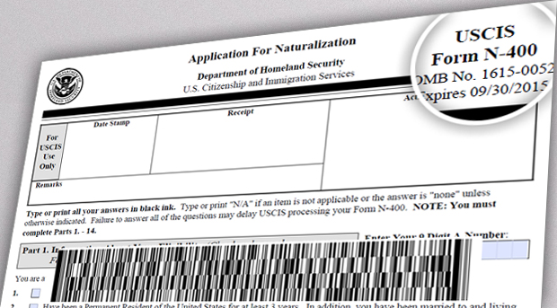 The New Application for Naturalization (Form N-400) | Miami ...